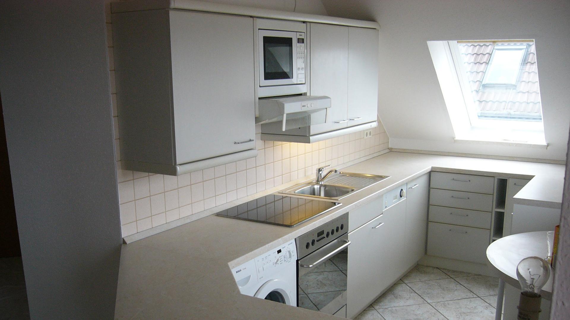 neue einbauk che k che umziehen und k che erweitern in. Black Bedroom Furniture Sets. Home Design Ideas